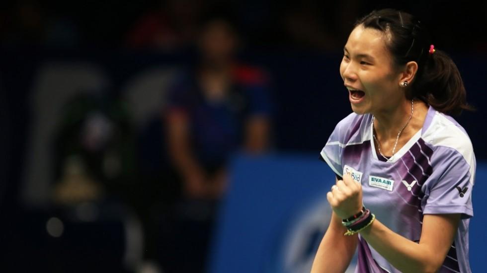 Lee & Tai Reign at Istora Senayan – Finals: BCA Indonesia Open 2016