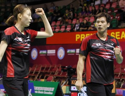 China Dominate Top Ten – Superseries Season Halfway Review: Mixed Doubles