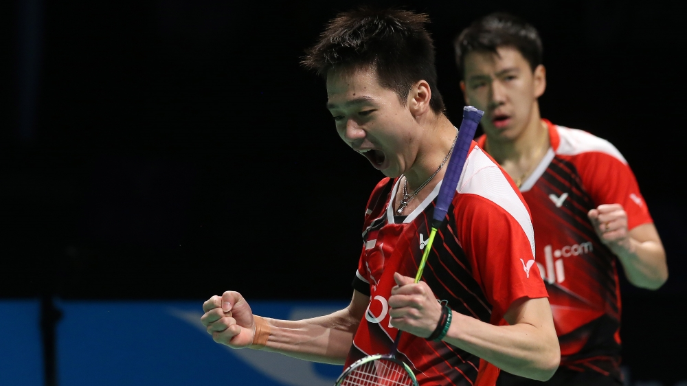 Young Indonesians Gallop Ahead – Superseries Season Halfway Review: Men's Doubles