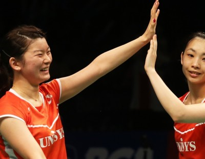 Japan Hold the Aces – Superseries Season Halfway Review: Women's Doubles
