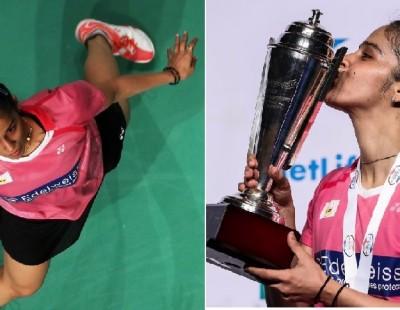 Saina Burns Sun – Singles Finals: XIAMENAIR Australian Open 2016