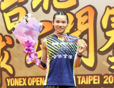 Chou, Tai Serve Up Sunday Special – Yonex Open Chinese Taipei 2016: Finals