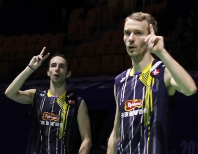 Boe/Mogensen Claim Gold - Yonex US Open Review