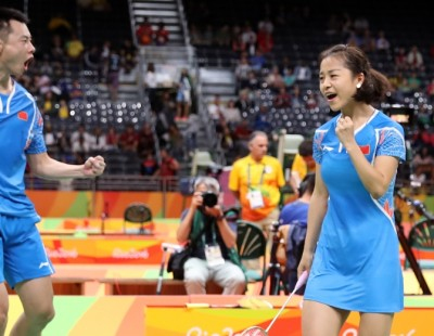 Xu/Ma Stage Escape – Day 1 Session 2: Rio 2016