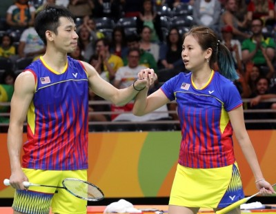 Chan/Goh in Semi-finals - Day 4 Session 3: Rio 2016