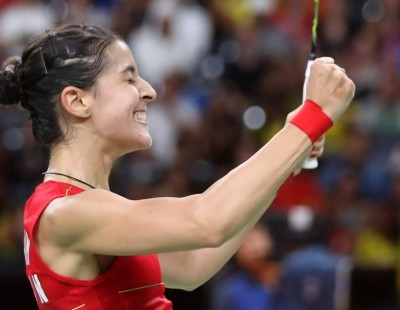 Marin-Sindhu Battle for History – Women's Singles Semi-finals: Rio 2016