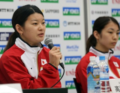 Matsutomo/Takahashi Ready for 'New Chapter'