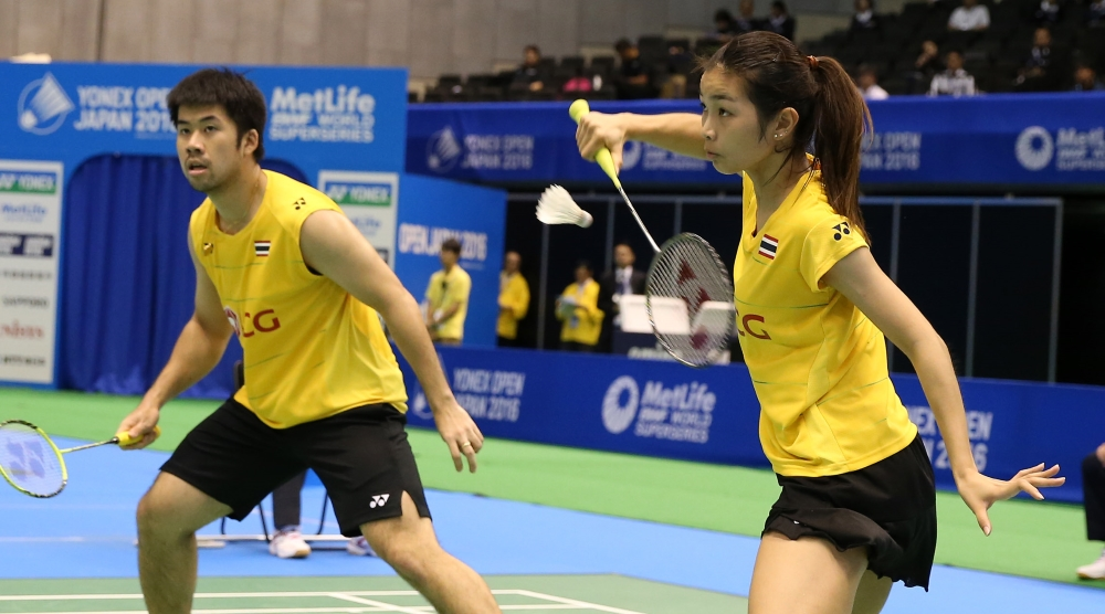 Thailand on a Roll: Yonex Open Japan 2016 – Day 3
