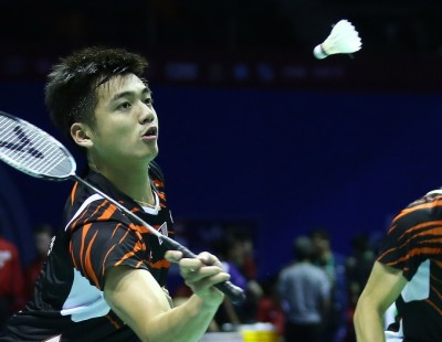 Men's Doubles Qualifiers: Dubai World Superseries Finals