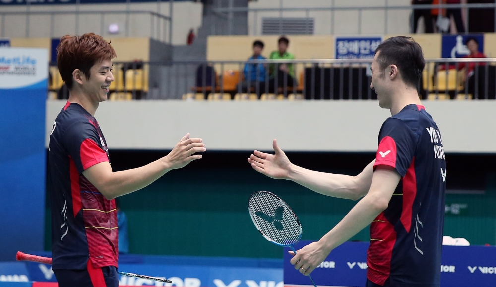 Lee's Dream Good-Bye – Victor Korea Open 2016 – Finals