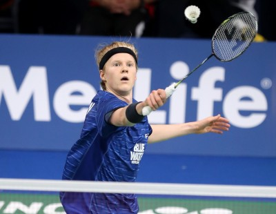 Adcocks Rest 'Rio Ghost' – Yonex Denmark Open 2016: Day 1