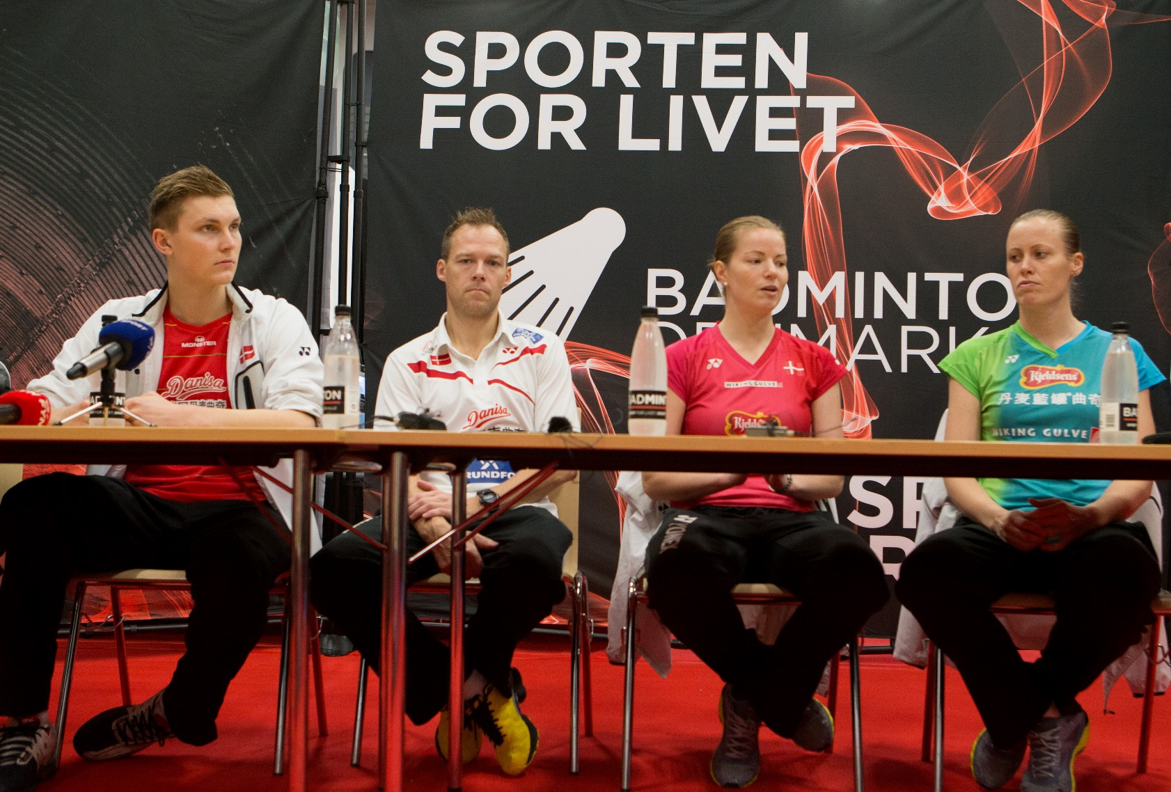 Sweet Stress of Success – Yonex Denmark Open 2016: Day 1