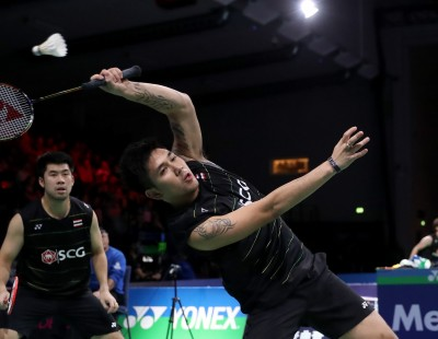 Brice Brings Birthday Blues – Yonex Denmark Open 2016: Day 4