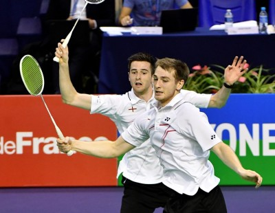 'Brexit' for Chinese – Day 2: Yonex French Open 2016