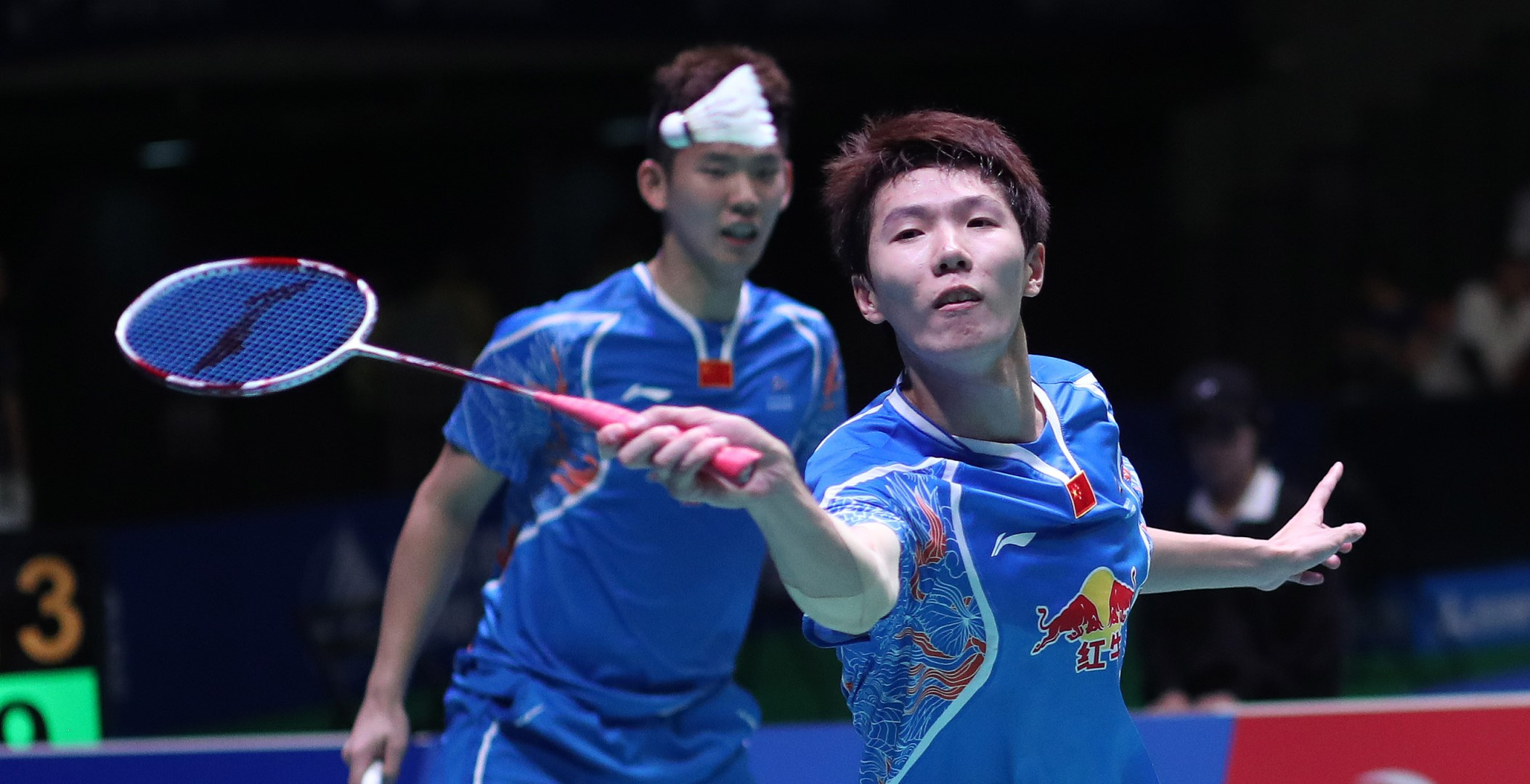 Trail-Blazing Li/Liu Eye Dubai – Destination Dubai Rankings: Men's Doubles
