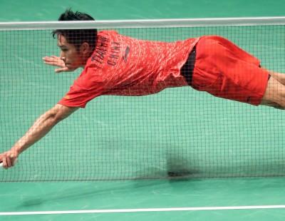 Chen's 'Wild' Good Fortune – Destination Dubai Rankings: Men's Singles