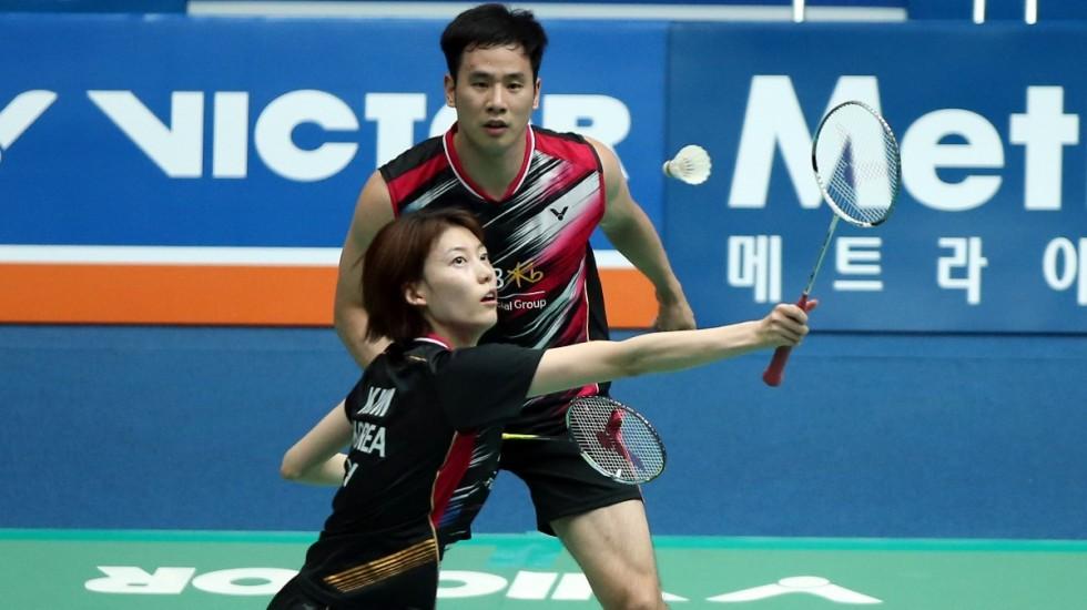 Ko/Kim Stay on Top – Destination Dubai Rankings: Mixed Doubles