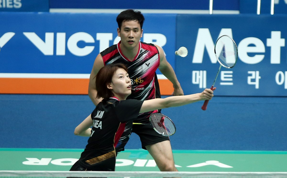 Ko/Kim Stay on Top – Destination Dubai Rankings: Mixed Doubles