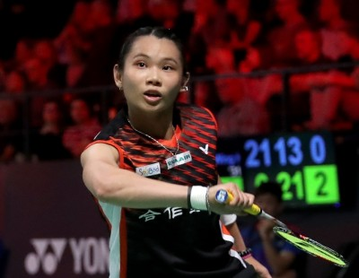 Women's Singles Qualifiers: Dubai World Superseries Finals
