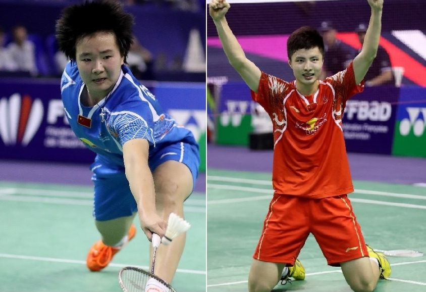 He and Shi Reign! – Yonex French Open 2016: Singles Finals