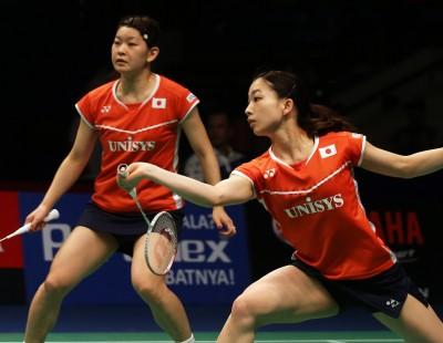 Golden Season for Matsutomo/Takahashi – Destination Dubai Rankings: Women's Doubles
