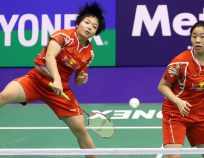 Chen/Jia Clinch Dubai Spot – Yonex-Sunrise Hong Kong Open 2016: Day 3