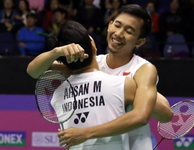 Marin Breezes into Semis – Yonex-Sunrise Hong Kong Open 2016: Day 4