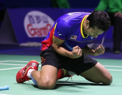 Zulkarnain in Maiden Semi-finals – Thaihot China Open 2016: Day 4
