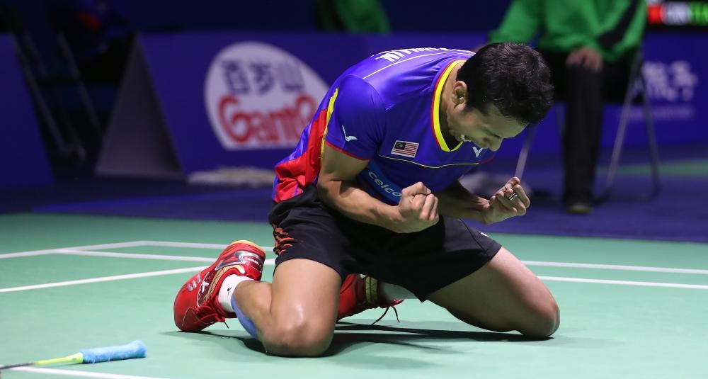 Zulkarnain in Maiden Semi-finals – Thaihot China Open 2016: Day 4