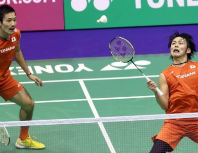 Glory for Gutsy Verma - Yonex-Sunrise Hong Kong Open 2016: Day 5