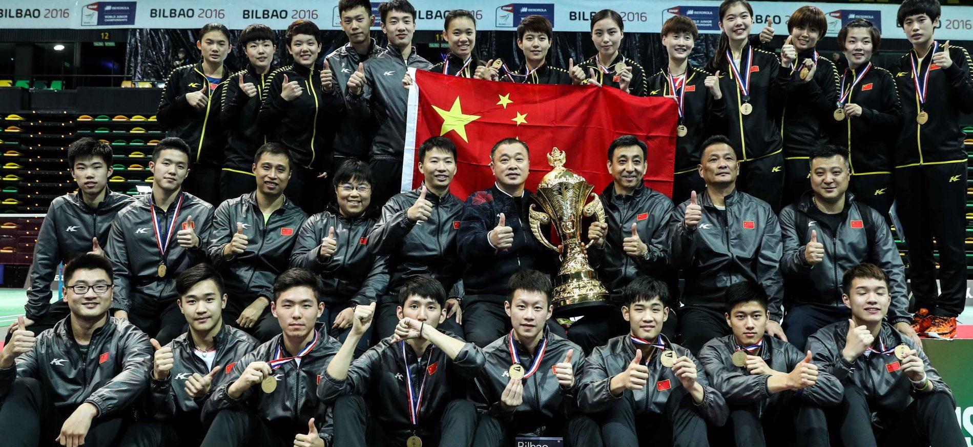 Like Fine China! – Finals: Suhandinata Cup 2016