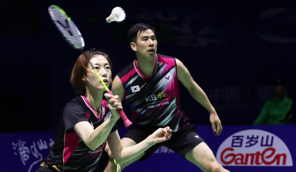 Mixed Doubles Qualifiers: Dubai World Superseries Finals