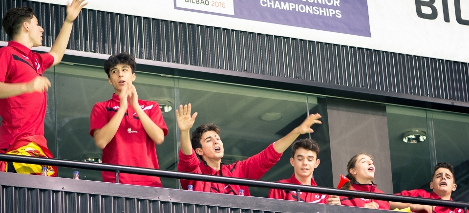 Spain's Señoritas Shine – Day 1: Suhandinata Cup 2016