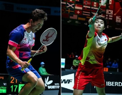 China Sweep on Cards – Semi-Finals: BWF World Junior Championships 2016