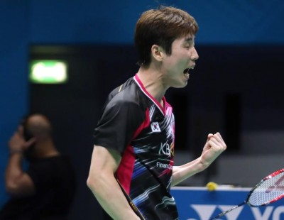 Lee Stumbles in Opening Test – Dubai World Superseries Finals: Day 1 Session 2