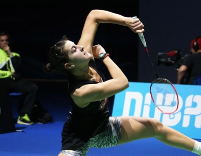 Dubai the Last Frontier: Carolina Marin