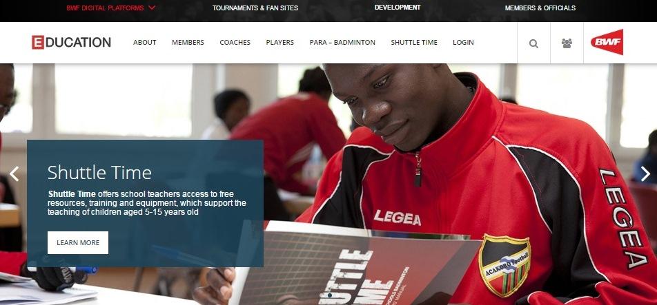 BWF's Newest Websites