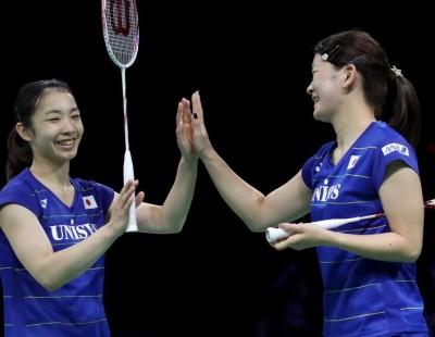 Women's Doubles Qualifiers: Dubai World Superseries Finals