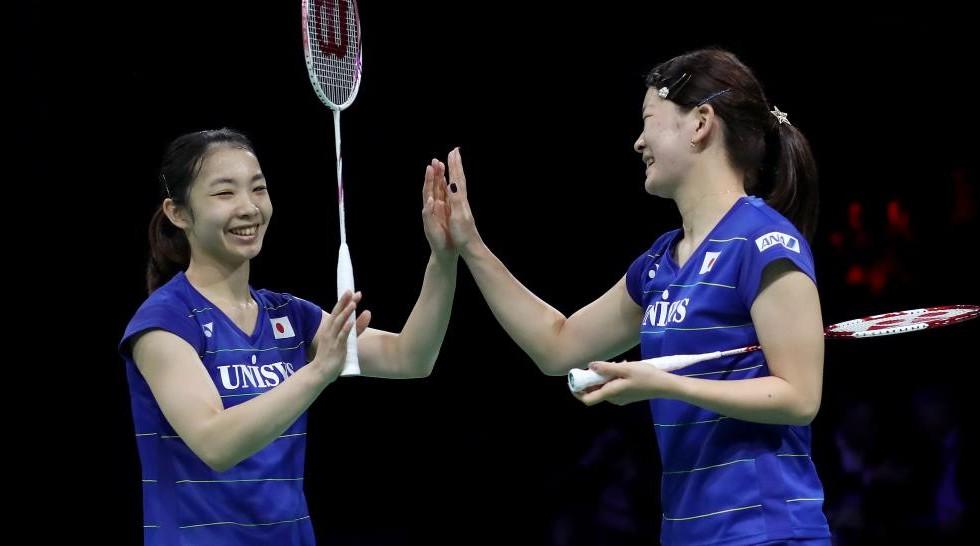 Women's Doubles Qualifiers: Dubai World Superseries Finals