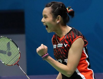Tian, Tai Shine Through – Dubai World Superseries Finals: Day 4 Session 1