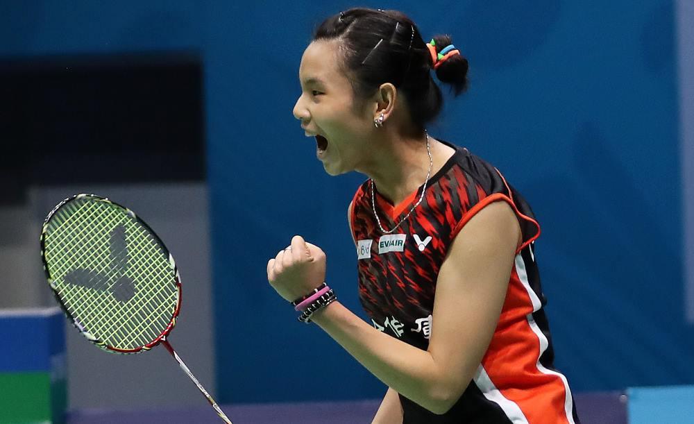 Tian, Tai Shine Through – Dubai World Superseries Finals: Day 4 Session 1