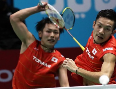 Zheng/Chen Sizzle – Dubai World Superseries Finals: Day 4 Session 2