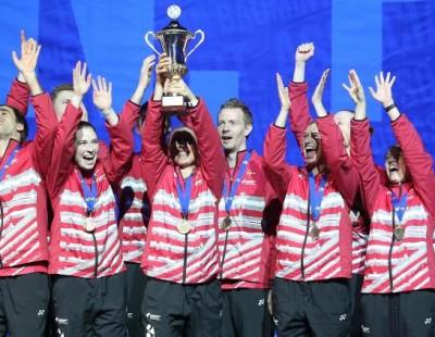 Denmark Nail 16th Crown – 2017 European Mixed Team Championships: Finals