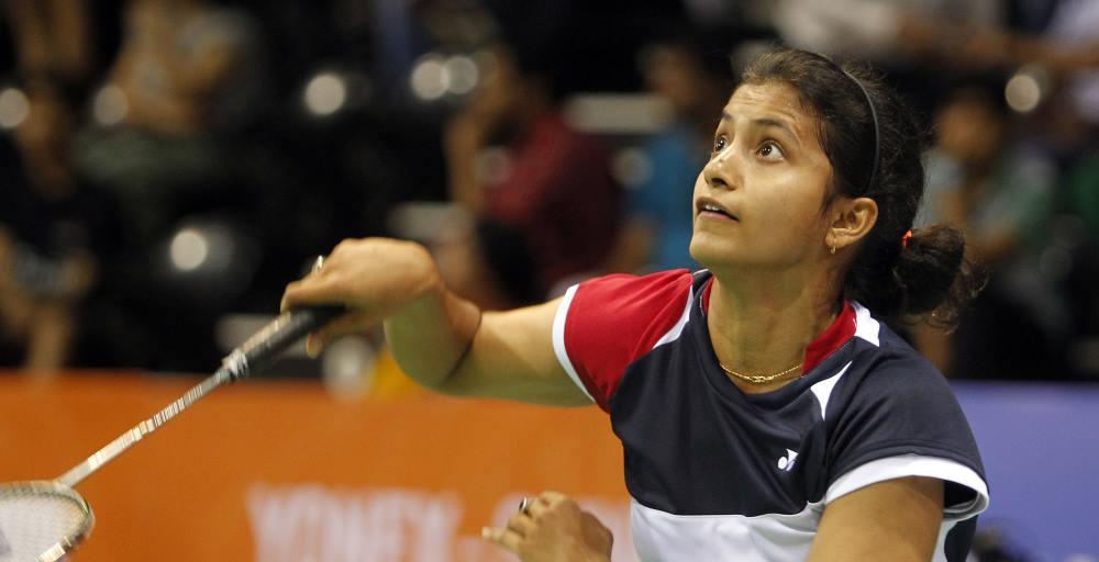 India Power Past Singapore – ROBOT Badminton Asia Mixed Team Championships 2017: Day 2