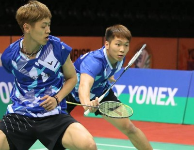 Making a Mark – Superseries Review: Men's Doubles