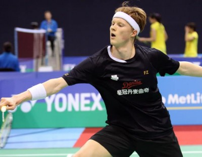 Antonsen, Pusarla Shine – Yonex-Sunrise India Open 2017: Day 4