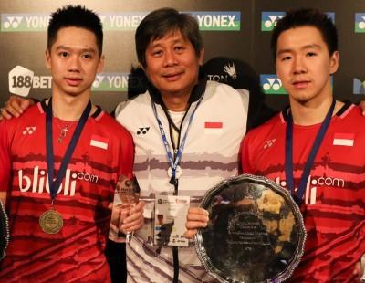 Three-Way Honours – Doubles Finals: YONEX All England Open 2017