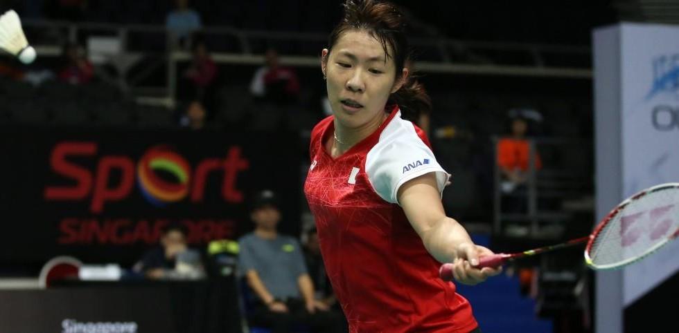Sony, Ratchanok Perish – Day 2: OUE Singapore Open 2017
