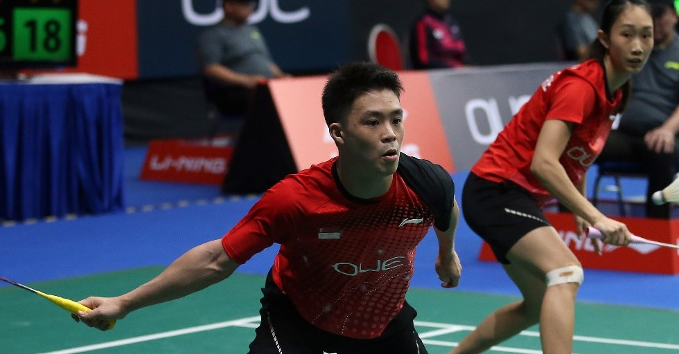 Missed Opportunity – Day 3: OUE Singapore Open 2017
