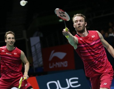 Boe/Mogensen Leap into Top-Ten – Destination Dubai Rankings: Men's Doubles